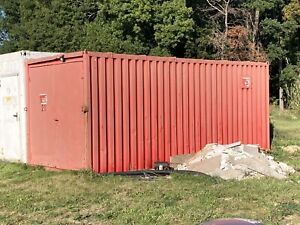 20 Fuss Seecontainer Material Container,Lager-Container
