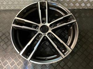 "BMW 1 F20 F21 1 SERIES 18"" 719M 8074185  Alloy Wheel Shadow Edition FRONT 7.5J"