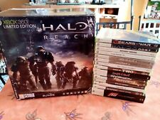 Xbox 360 Halo Reach Limited Edition + 16 jeux