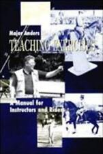Masters of Horsemanship: Major Anders Lindgren's Teaching Exercises Hardcover
