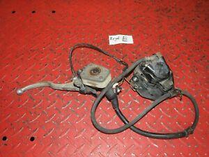 Bremspumpe Bremssattel Bremse vorne brake pump cylinder caliper Yamaha SR 500