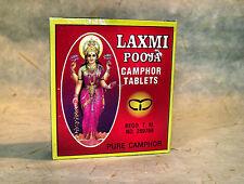 Camphre pur en cubes - Puissantes désinfections physiques et Astrales - Inde