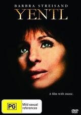 Yentl (DVD, 2005) Region 4 Rare