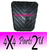 Shogun Pajero 2.8 Clutch Brake pedal Rubber NEW 93-00