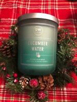 NEW DW Home Candle Fresh Cucumber Water 56 Hour 15.01 Ounce Home Decor