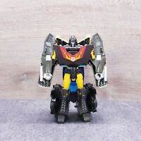 Transformers Cyberverse Action Attackers Warrior Class Stealth Force Hot Rod