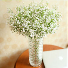 Stylish Gypsophila Floral Artificial Fake Silk Flower Plant Wedding Home Decor F