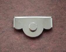 Cordal, tailpiece para bandurria, laúd, 12-saitig, 12-String, níquel