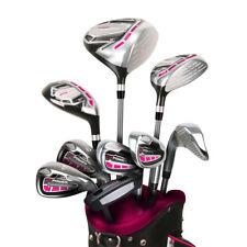 Womens Left Handed Golf Clubs >> Powerbilt Women S Left Handed Golf Clubs For Sale Ebay