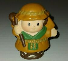 Fisher Price Little People Sheppard Christmas Nativity Toy Figure