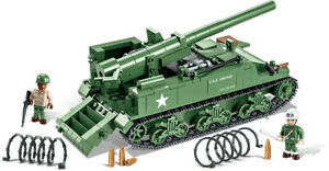 COBI 2531 M12 Pistolenmotorwagen 560 Premium Elements +2 Movable Figurines