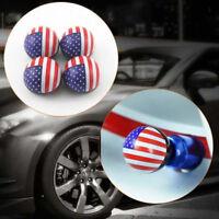 ABS Copper Tire Wheel Rims Stem Tyre Cover  Air Valve Caps Car MA