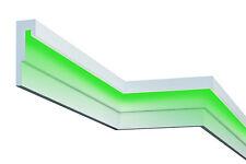 10 Metros Cornisa de Fachada LED Iluminación Indirecta a prueba golpes 65x200mm