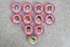 Binions Horseshoe (11) $5 Chips