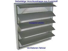 Verschlussklappe / Rückschlagklappe 35 x 35 cm