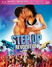 Step up Revolution 0025192160141 With Ryan Guzman Blu-ray Region a