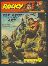 Rocky GB 1 - 24  Hethke Verlag           Tibor, Nick, Falk, Sigurd
