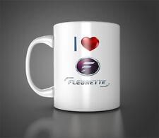 fleurette mug, motorhome mug, for fleurette caravan lovers, Personalized mug