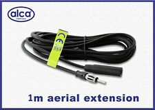 ALCA Alemania Coche Furgoneta Cable De Extensión De Antena Aérea Am Fm 1 M De Largo