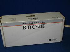 Ricoh RDC-2E  RARE VINTAGE DIGITAL WORKING ORDER BOXED