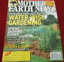Mother Earth News APRIL/MAY 2015 ORGANIC GARDENING ISSUE