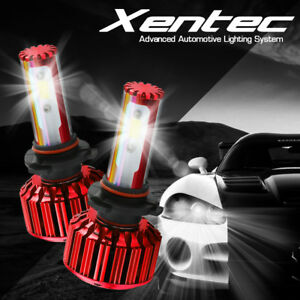 9006 LED Headlight Bulb Kit for Chevrolet Silverado Suburban 1500 2500 Low Beam