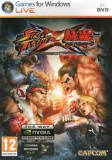 Street Fighter X Tekken PC DVD-Rom