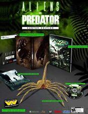Aliens vs Predator Hunter Edition Collector's Edition PC NEW SEALED