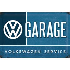 Nostalgic-Art Tin Sign XL 40x60 Cm VW Garage