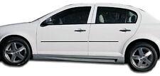 05-10 Chevrolet Cobalt 4DR Racer Duraflex Side Skirts Body Kit!!! 100638