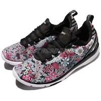 Asics Gel-Fit Sana SE Floral Black Pink Women Running Shoes Sneakers S756N-9001