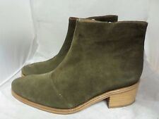 Folk KIT Antilope Khaki Full Leather Ankle Boots rrp £295 UK5 EU38 LG05 09 SALEw