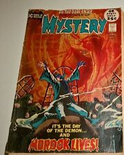 DC Comic The  House of Mystery Nr 198   1972