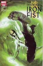 The Immortal Iron Fist #1 (Rare Dell'Otto variant cover, Marvel Comics)