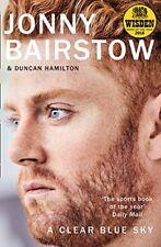 A Clear Blue Sky,Jonny Bairstow, Duncan Hamilton