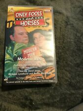 Only Fools and Horses - Modern Men- BBC - PAL VHS