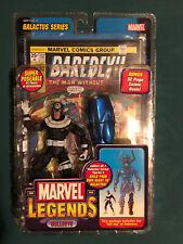 marvel legends Toybiz Bullseye Galactus BAF Series