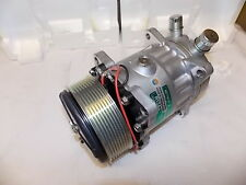 CASE MX TRACTOR NEW HOLLAND TM TS TV seri FIATAGRI air conditioning compressor