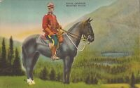 Royal Canadian Mounted Police - CANADA
