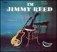 JIMMY REED sealed 1959 Vee Jay Records 1004 LP with Aint That Lovin You Baby