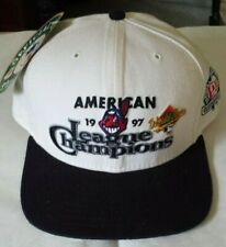 Vintage NWT American League Champions MLB Clubhouse Authentic Snapback Ball Cap