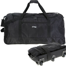 Trolley Southwest Light Weight XXL 80 cm faltbar Reisetasche Trolly Schwarz +b
