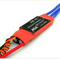2-4s 40AMP 40A SimonK firmware Brushless ESC w/BEC Quadcopter,helis& drones