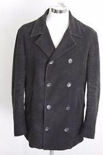 DANIELE ALESSANDRINI 52 cappotto giaccone giubbotto coat jacket H1618