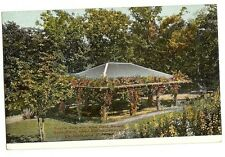 Rustle Summer and Rest House Deer Park Oglerby Ottawa Illinois IL Postcard
