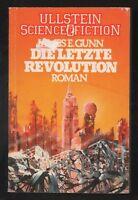 Die letzte Revolution – James E. Gunn  Science-Fiction Roman mit Inhaltsangabe