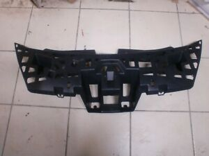 renfort plastique de pc avant de renault Clio 3 phase 2, X85PH2/08/18 (réf 8342)