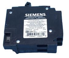 New Circuit Breaker Siemens Q1515Nc 15/15 Amp Two 1 Pole Tandem Twin Duplex