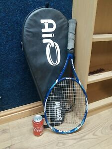 prince air graphite Tennis racket and cover