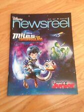 Disney Junior Newsreel Magazine Miles from Tomorrowland January 9, 2015 New